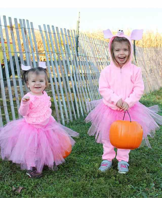 19-DIY-Pig-Halloween-Costume-For-Kids