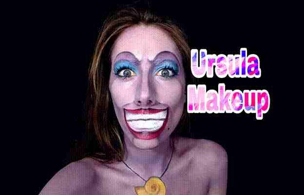 19-DIY-Ursula-Face-Paint