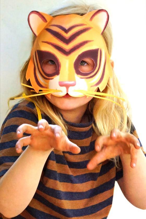 21-Printable-Tiger-Mask