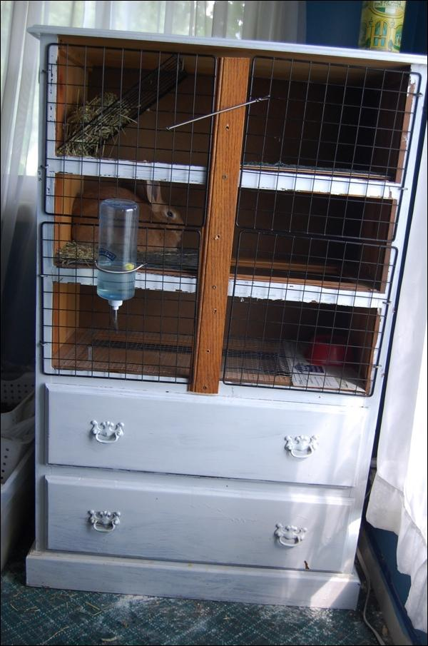 24-Dresser-To-Bunny-Cage