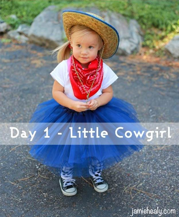 3-DIY-Little-Cowgirl-Costume