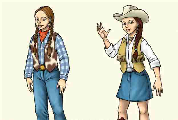 4-How-To-Make-A-Cowgirl-Costume