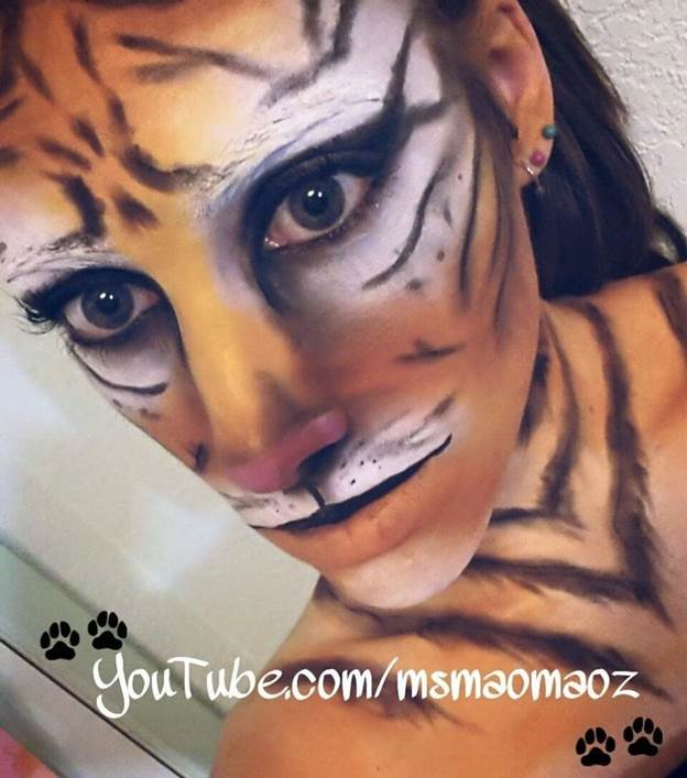 5-DIY-Tiger-Makeup-Transformation