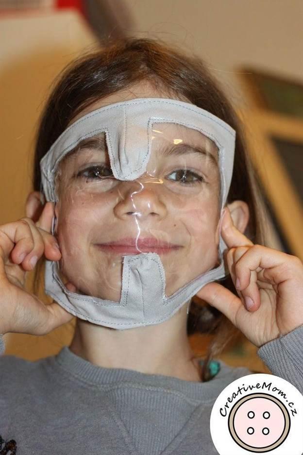 5-DIY-Transparent-Face-Mask