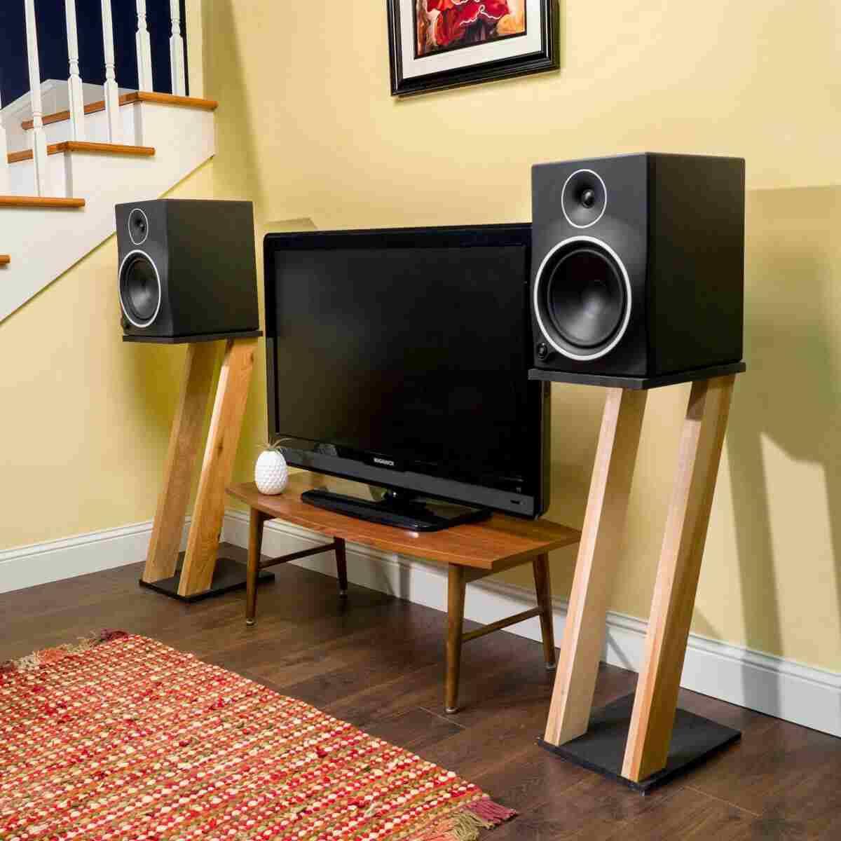 5-Wooden-Speaker-Stand