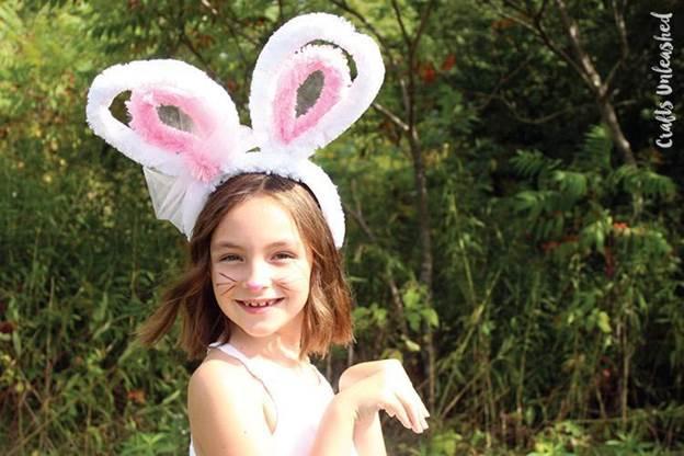 5. DIY Bunny Ears