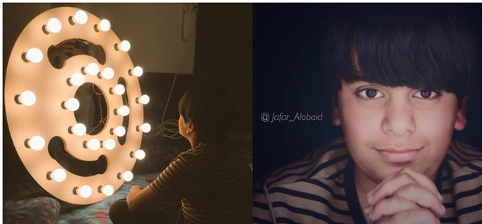 5. DIY Photography Ring Light