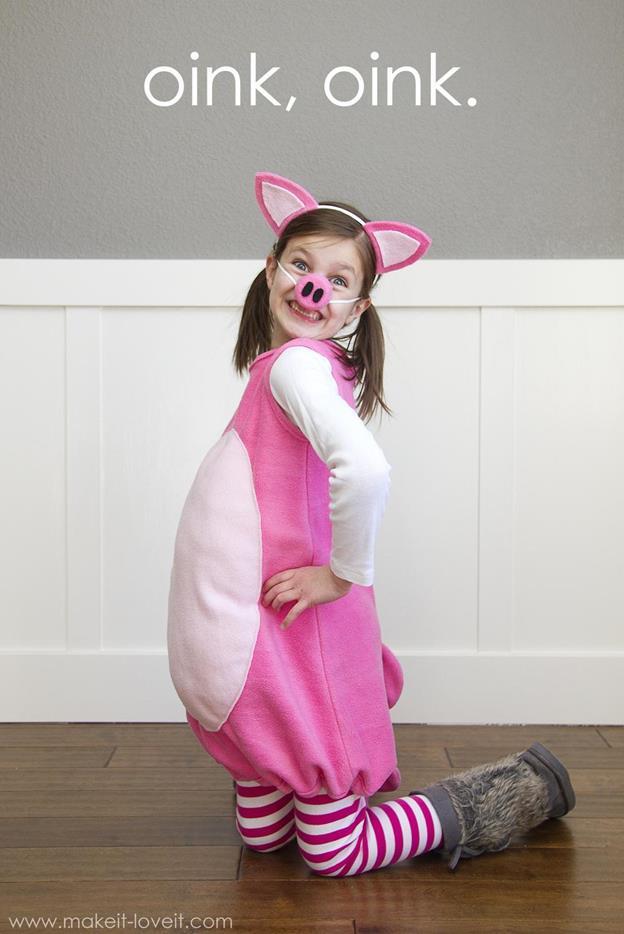 6-DIY-Little-Piggy-Costume