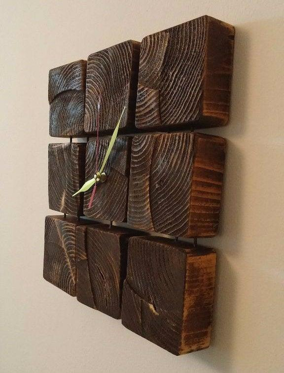 6-DIY-Wooden-Clock