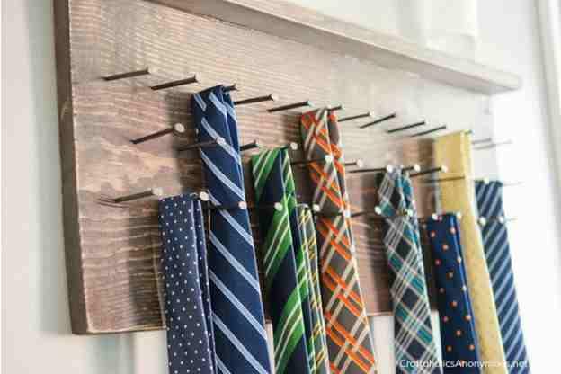 7-DIY-Tie-Rack-Tutorial