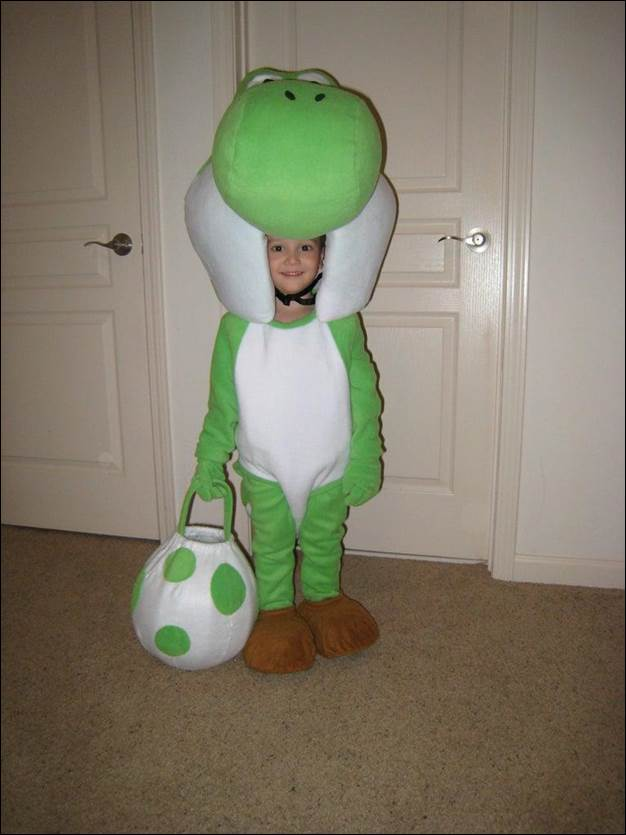 7-DIY-Yoshi-Mascot-Costume
