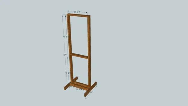 8-3D-Model-DIY-Target-Stand