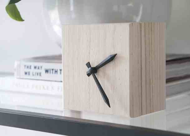 9-DIY-Minimal-Modern-Block-Clock