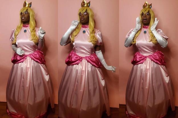 9-DIY-Princess-Peach-Dress
