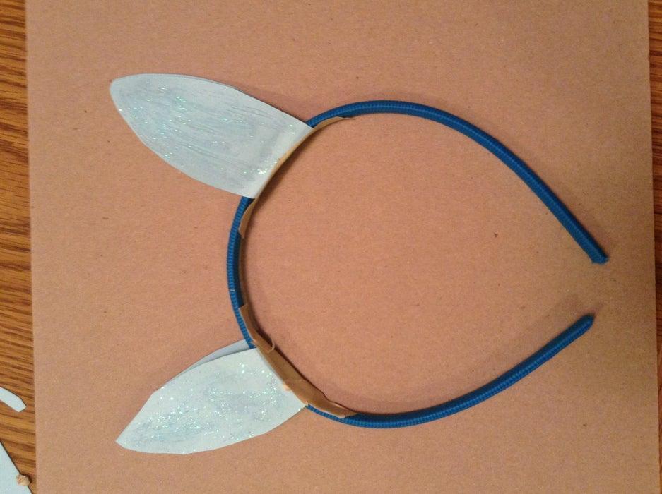 9. DIY Bunny Ears Headband