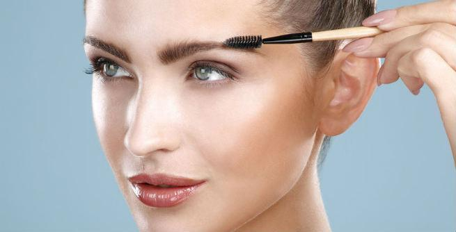 9. DIY Homemade Brow Gel