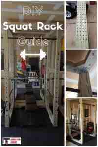 9. DIY Squat Rack Guide.
