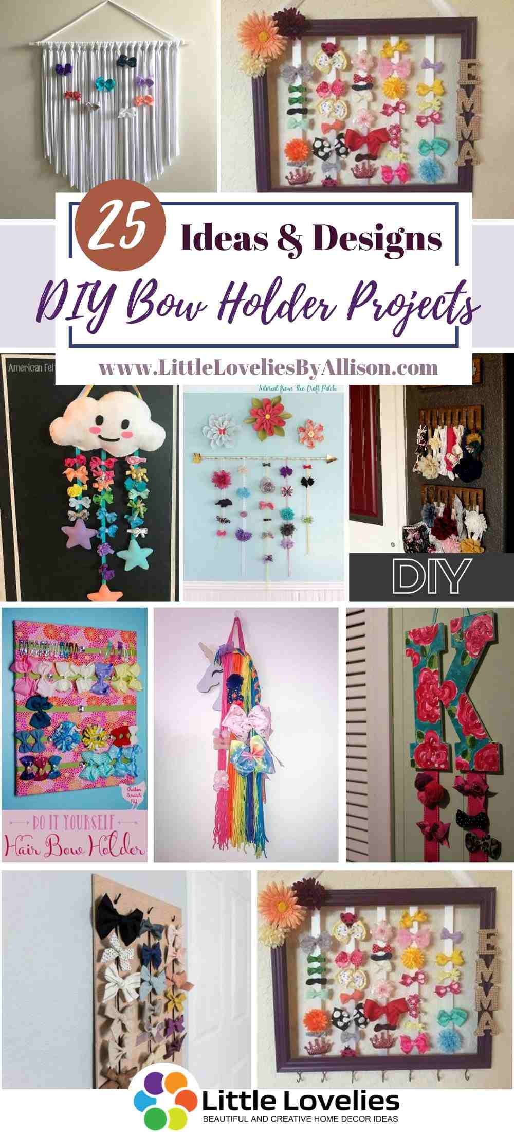 Best-DIY-Bow-Holder-Projects