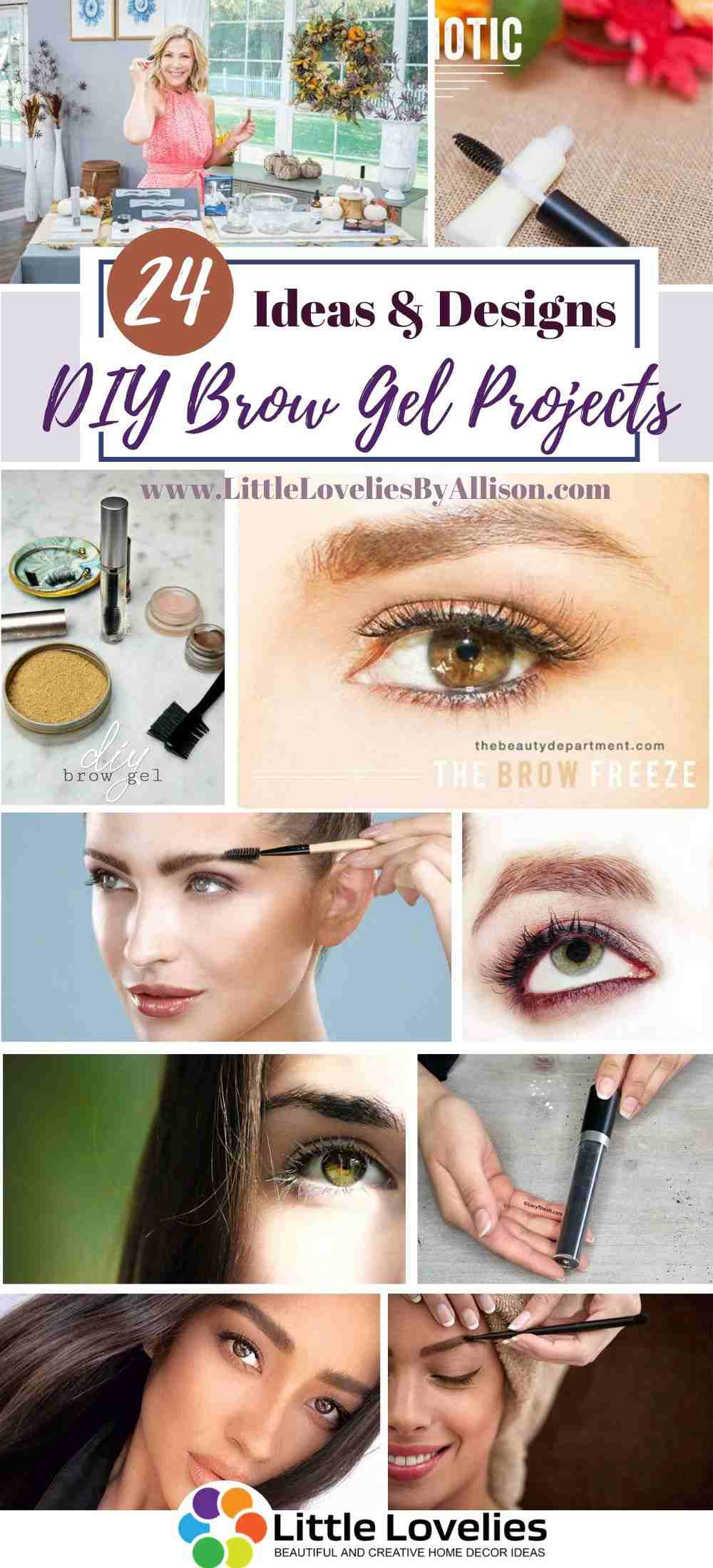 Best-DIY-Brow-Gel-Projects