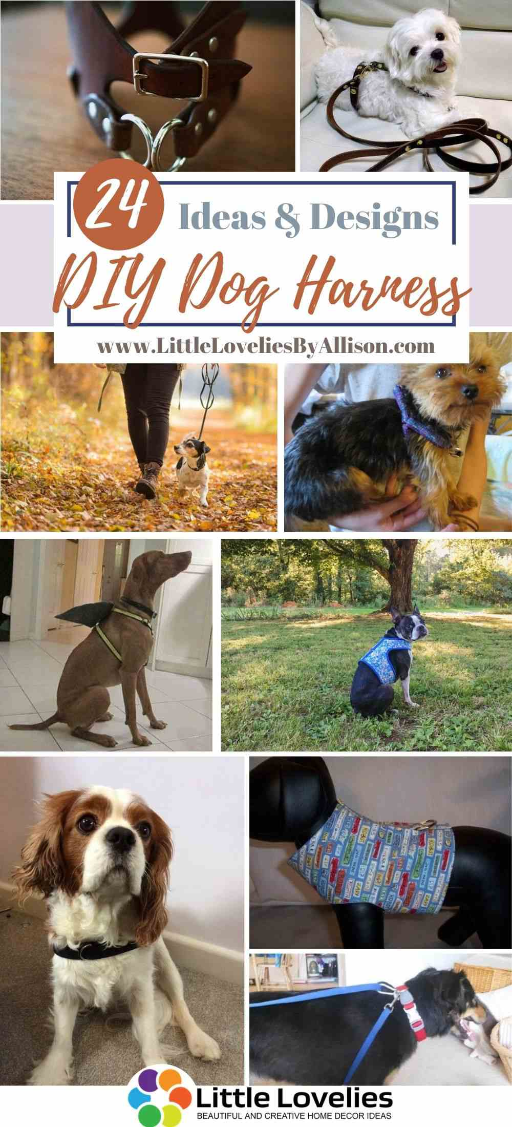 Best-DIY-Dog-Harness-Projects