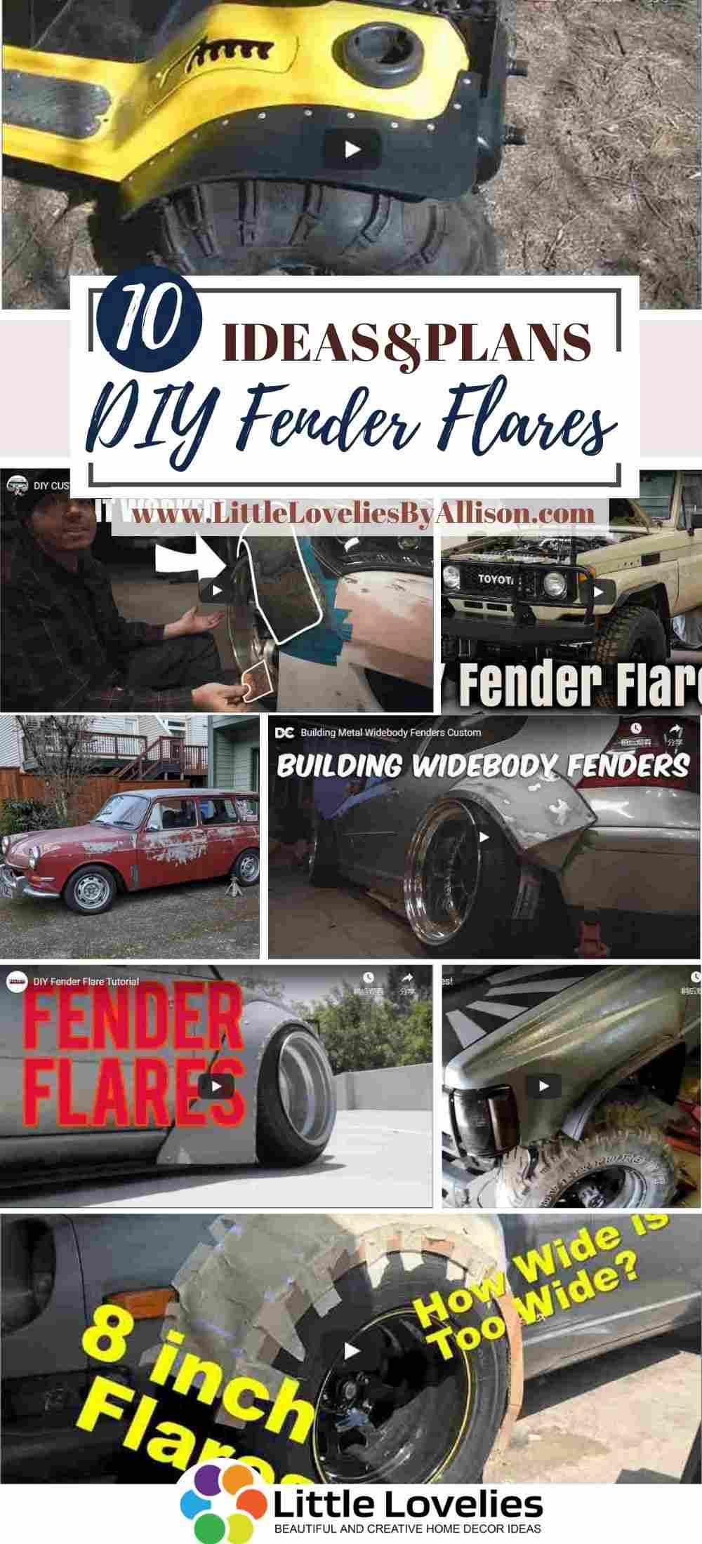 Best-DIY-Fender-Flares