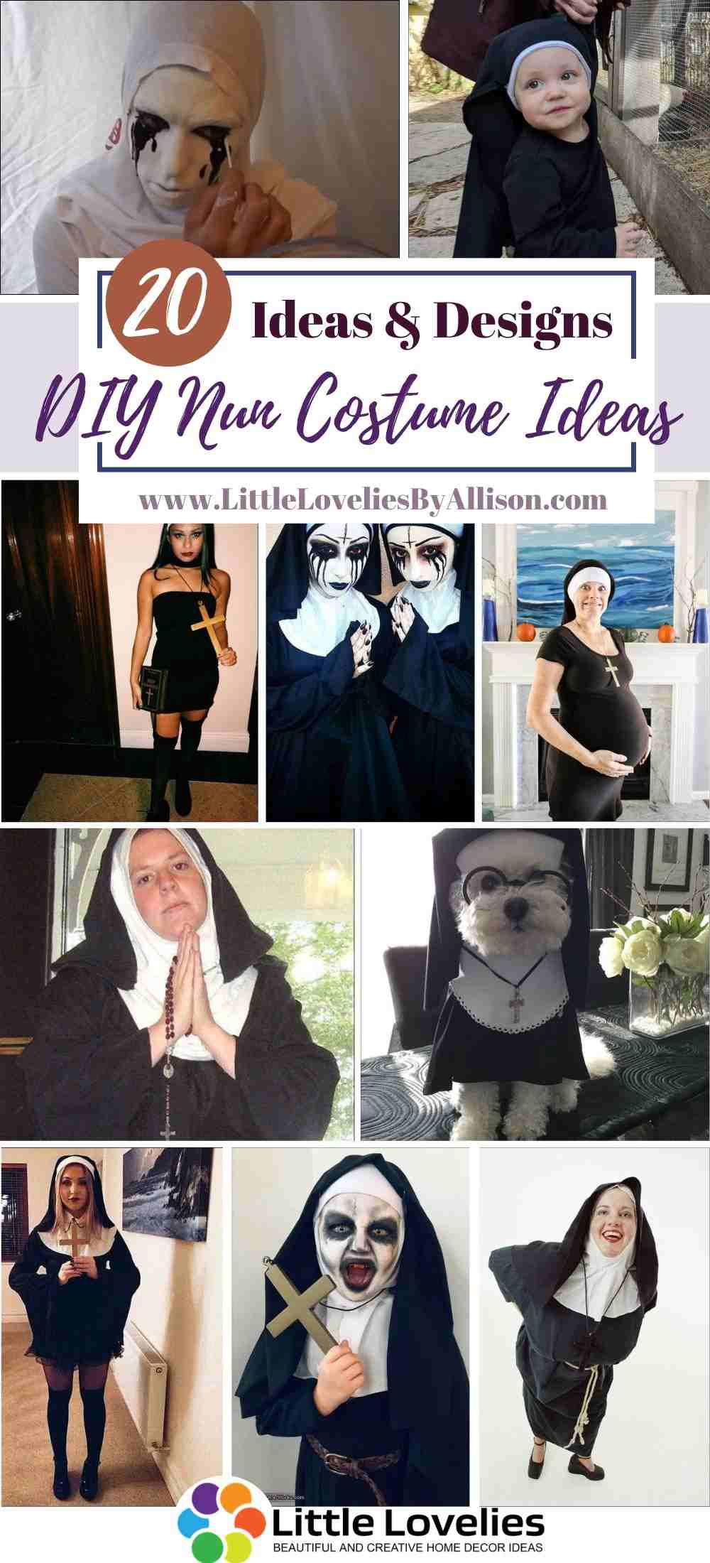 Best-DIY-Nun-Costume-Ideas