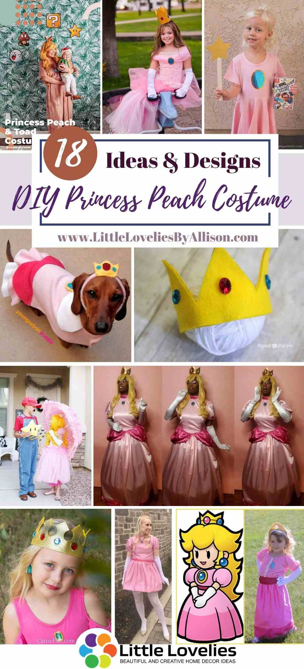 Best-DIY-Princess-Peach-Costume
