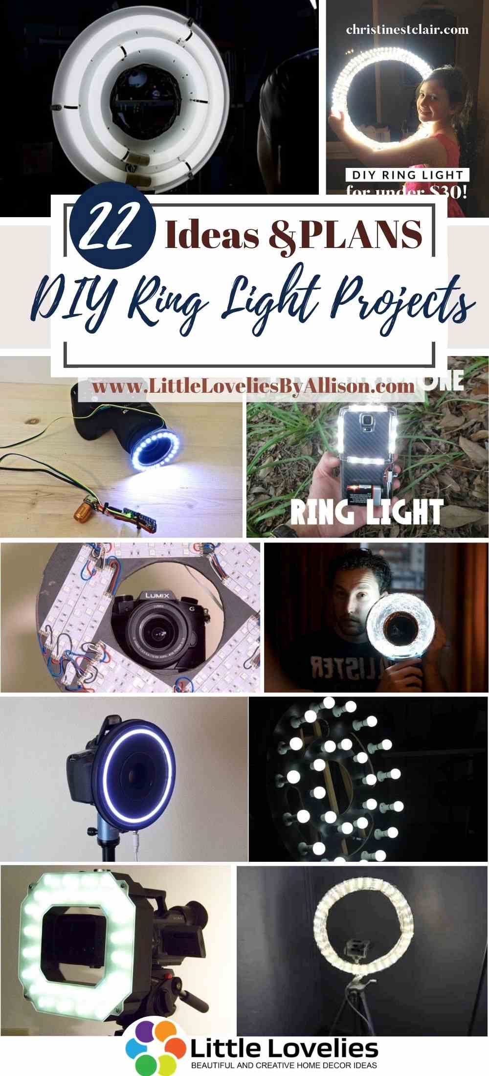 Best-DIY-Ring-Light-Projects