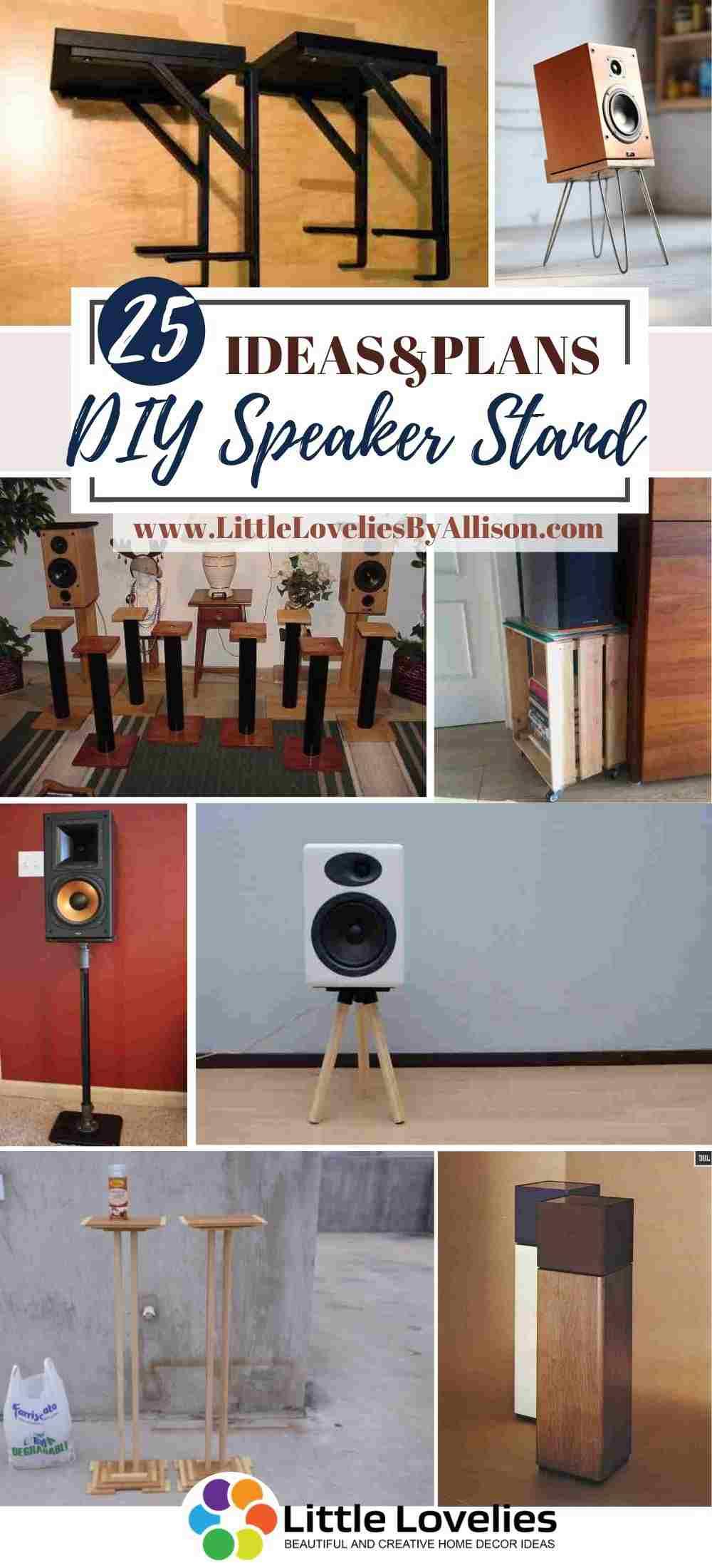 Best-DIY-Speaker-Stand