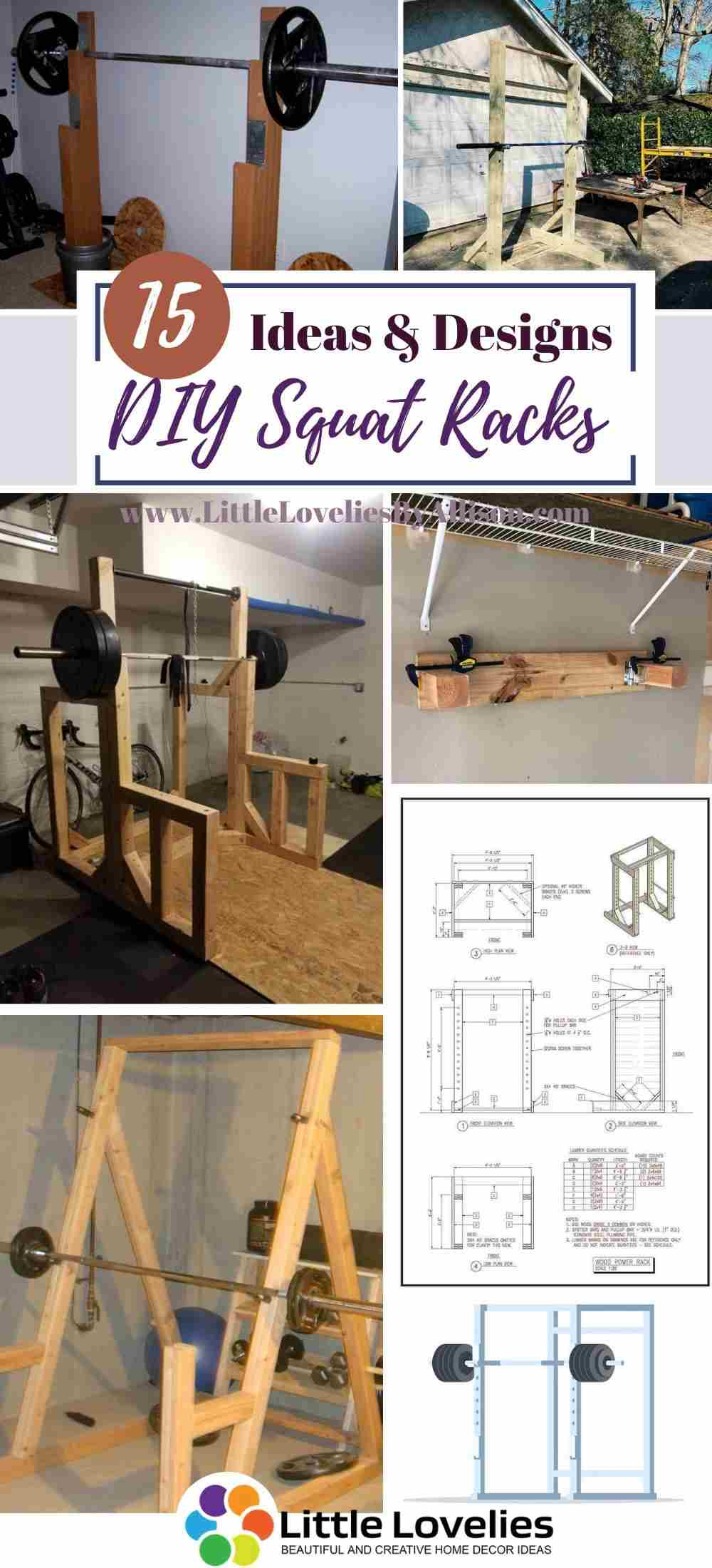 Best-DIY-Squat-Racks