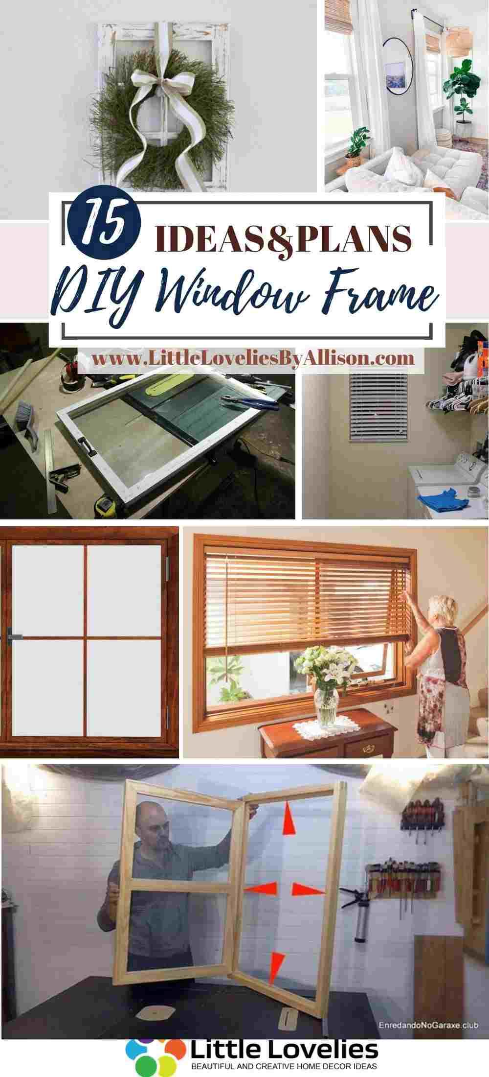 Best-DIY-Window-Frame