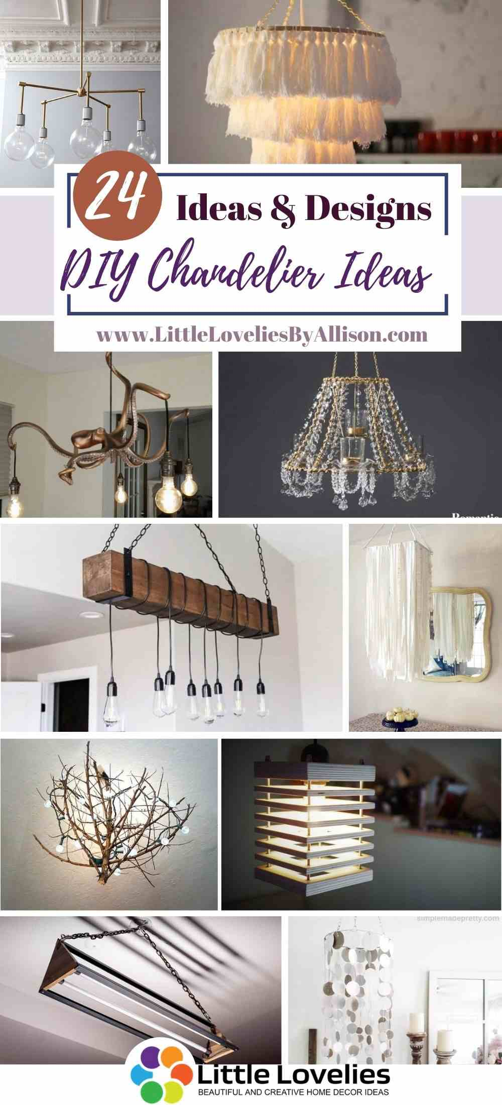 Best-Homemade-DIY-Chandelier-Ideas