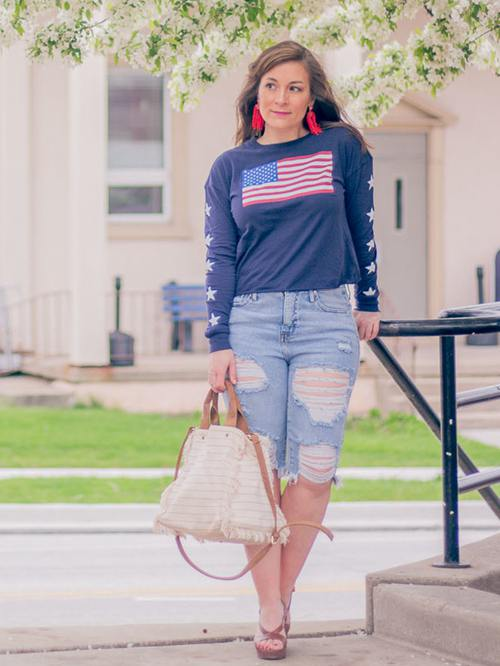DIY 4th of July Outfits