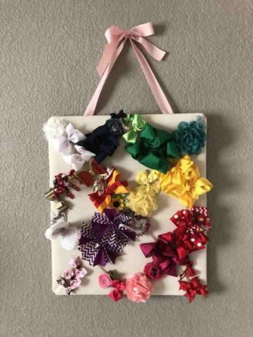 DIY Bow Holder Projects