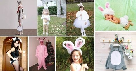 DIY-Bunny-Costume-Projects