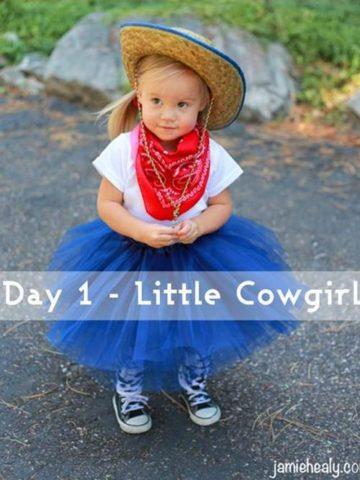 DIY Cowgirl Costume Ideas