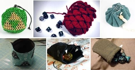 DIY-Dice-Bag Projects