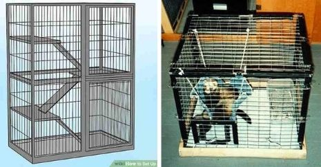 DIY-Ferret-Cage-Ideas