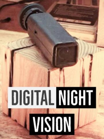 DIY Night Vision Scope