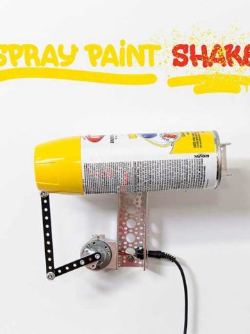 DIY Paint Shaker Projects