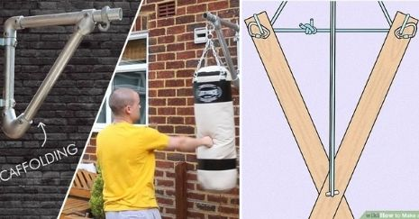 DIY-Punching-Bag-Stand