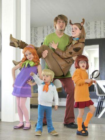 DIY Scooby Doo Costume Ideas