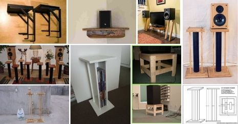 DIY-Speaker-Stand