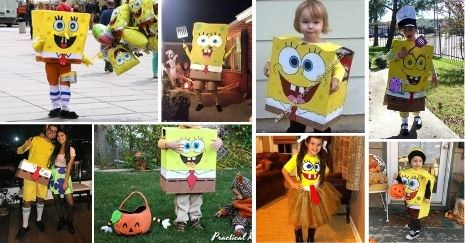 DIY-Spongebob-Costume-Ideas