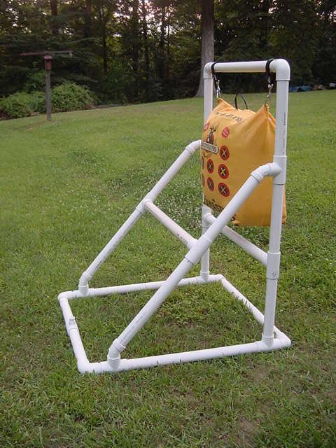 DIY Target Stand Projects