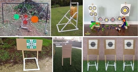 DIY-Target-Stand-Projects