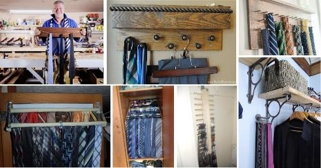 DIY-Tie-Rack-Projects