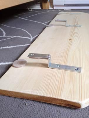 DIY Toddler Bed Rail Plans