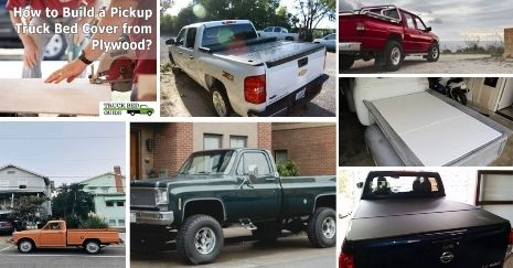 15 Easy Diy Tonneau Cover Ideas To Implement