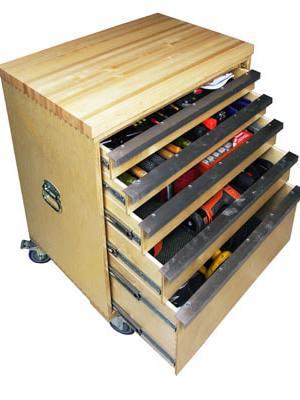DIY Tool Box Plans